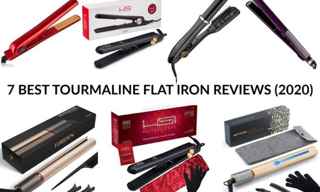 7 BEST TOURMALINE FLAT IRON REVIEWS (2020)