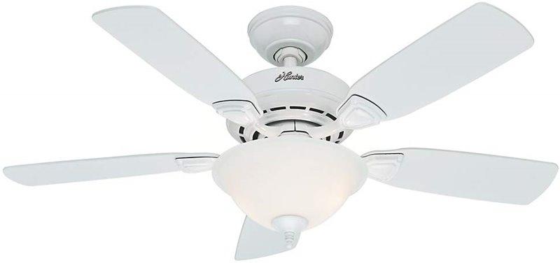 Hunter-Fan-Company-52080-bedroom-ceiling-fan-with-light