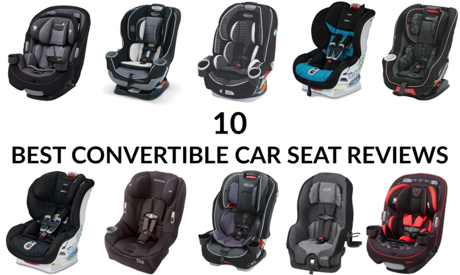 Best Convertible Car Seat For Small Cars Reviews 2020