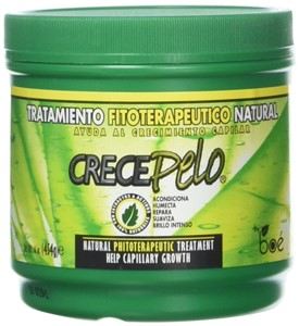 Crece Pelo Natural Phitoterapeutic Treatment hair growth cream