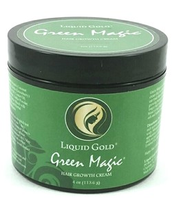 Green Magic Hair Growth Cream